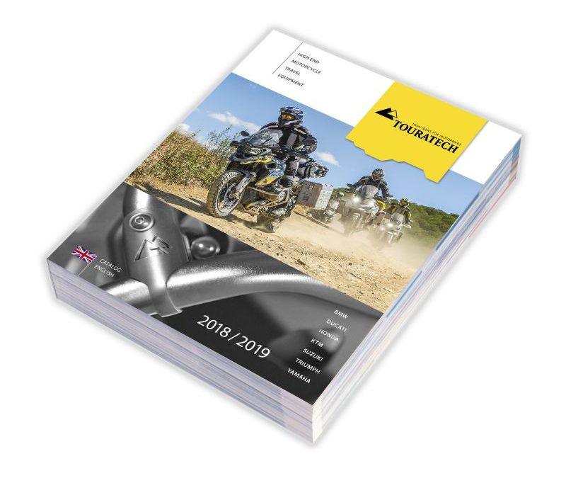 The 2018 Touratech Catalogue – a must have!