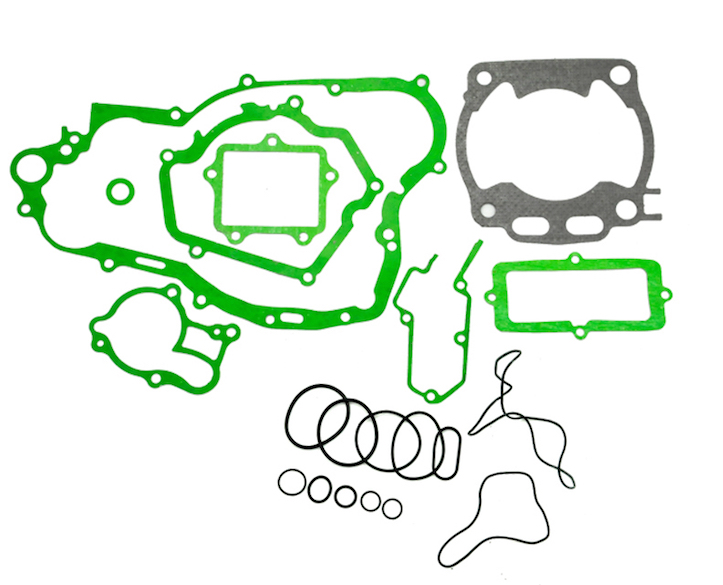 How to: replace a gasket