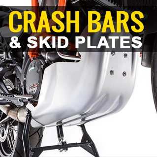 CRASH BARS & SKID PLATES