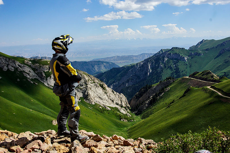 Review: Touratech Companero and Adventuro Mod Helmet