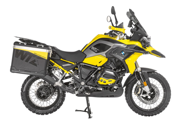 Touratech's long-distance dream bike now on sale in Europe