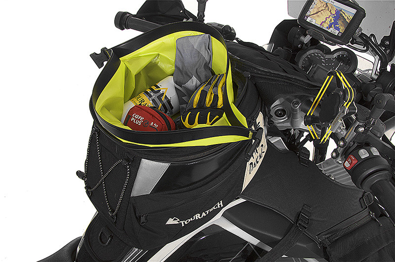 Waterproof inner bags from Touratech